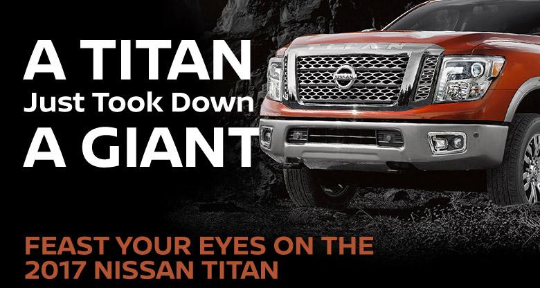 A Titan Took Down a Giant