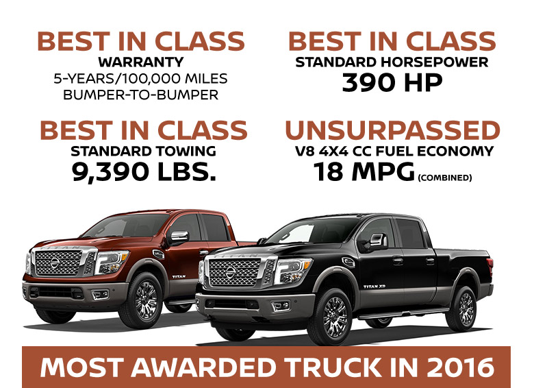 Most Awarded Truck in 2016