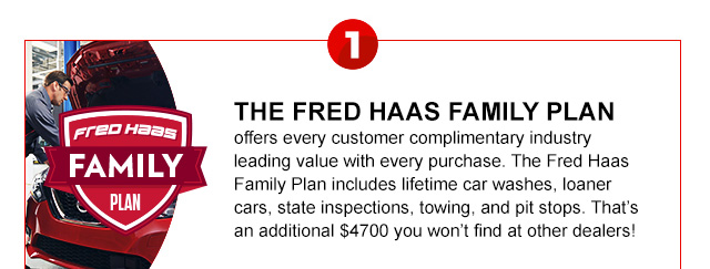 The Fred Haas Family Plan