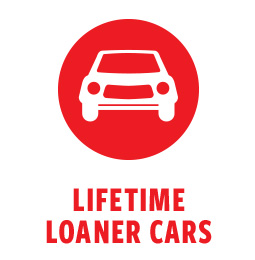 Lifetime Loaner Cars