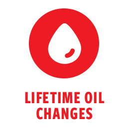 Lifetime Oil Changes