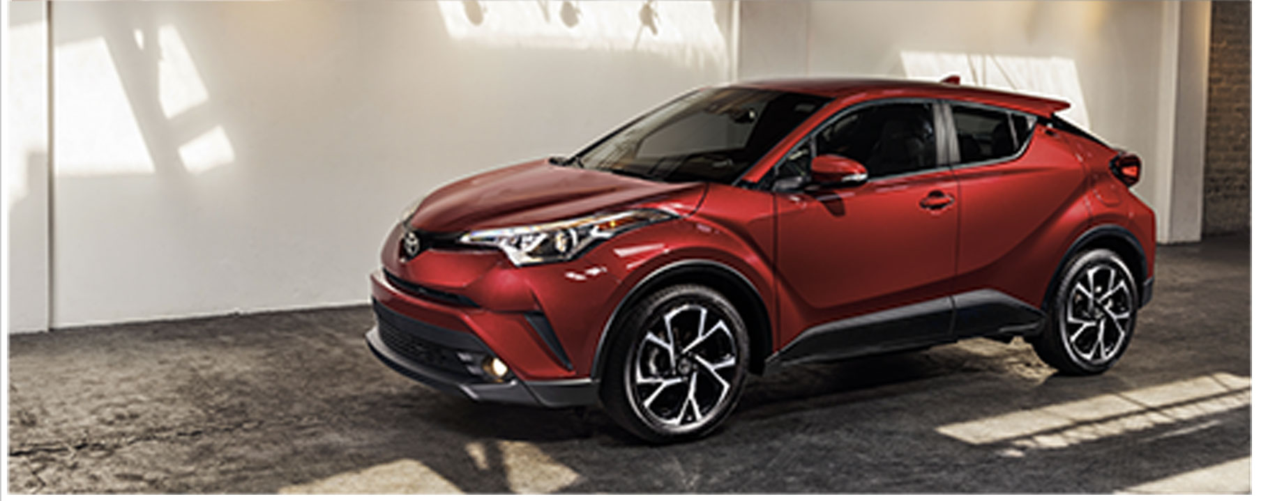 2017 Toyota Chrs