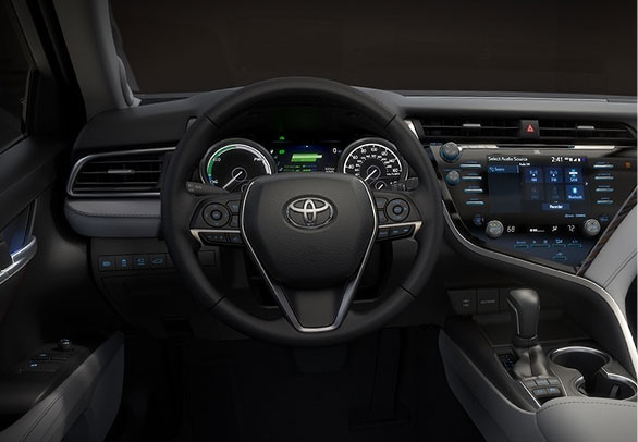 Camry Controls