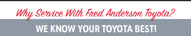 At Fred Anderson Toyota We Know There Is A Number Of Options When It Comes To Finding Affordable Car Service In Raleigh And That S Lot More