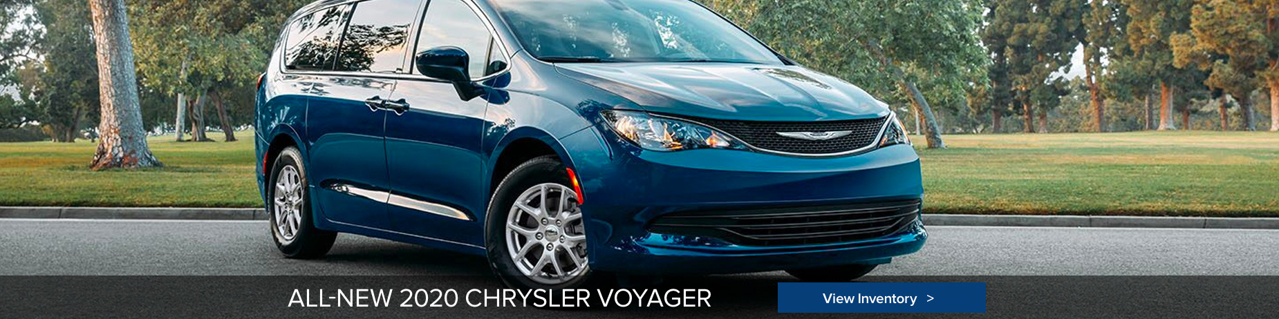All New 2020 Chrysler Voyager