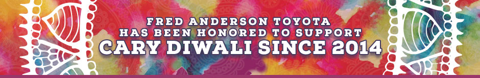 Fred Anderson Toyota Raleigh >> Join Us For Cary Diwali | Fred Anderson Toyota of Raleigh